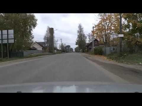 Р-8 Устюжна - Пестово - Боровичи