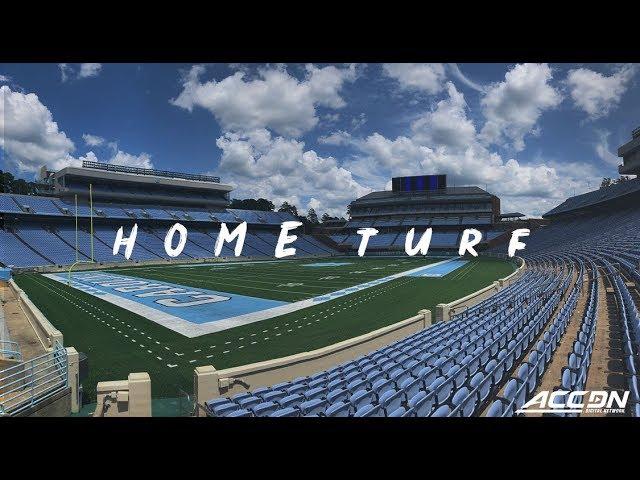 Accdn Home Turf Episode 6 Kenan Stadium S Brand New Turf Youtube