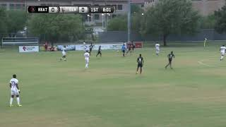 Laredo Heat vs  Dallas City FC