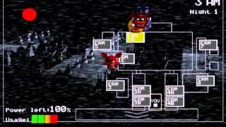 - обзор взломанной игры пять ночей с Фредди на андроид