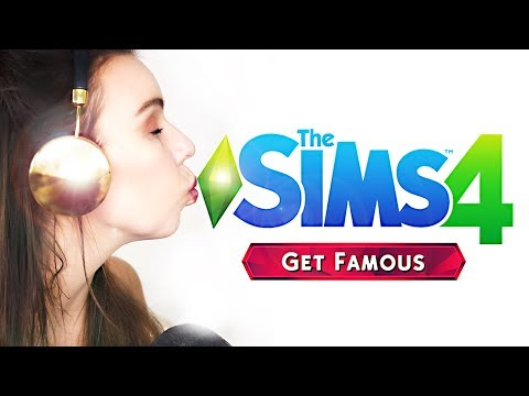 THE SIMS 4 GET FAMOUS ACTING ~ Official Stream Overview! thumbnail
