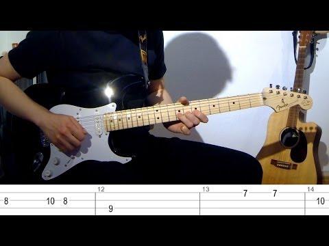 Iron Maiden - Dance of Death - Intro Solo Lesson