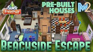 Sims FreePlay - Beachside Escape (Review & Walkthrough)