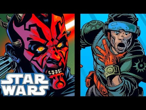 What Happens When Maul Attacks Your Army Star Wars