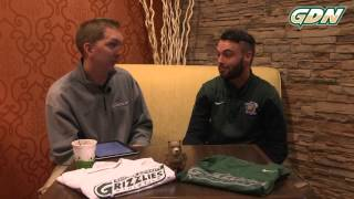 11/13/14 Grizzlies LIVE from Clinton, IA