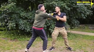 Wilde Schläge schnell verteidigen KURZ & Effektiv bei KAMPFKUNST LIFESTYLE