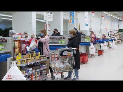 В Тамбове проверили соблюдение масочного режима в магазинах