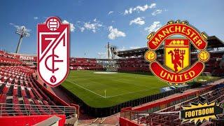 Прогноз на матч Лиги Европы Гранада - Манчестер Юнайтед смотреть онлайн бесплатно 08.04.2021