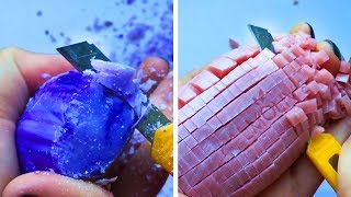 Фото The Most Satisfying Videos Of Soap Cutting Soap Crushing And Soap Cubes Oddly Satisfying Asmr 63