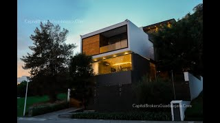 Espectacular Casa en Venta sur de Guadalajara Lago Nogal