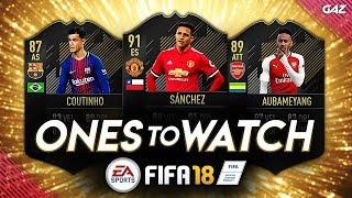 FIFA 18 | I MIGLIORI ONES TO WATCH SU CUI INVESTIRE PER GUADAGNARE MILIONI! [FIFA 18 ITA]