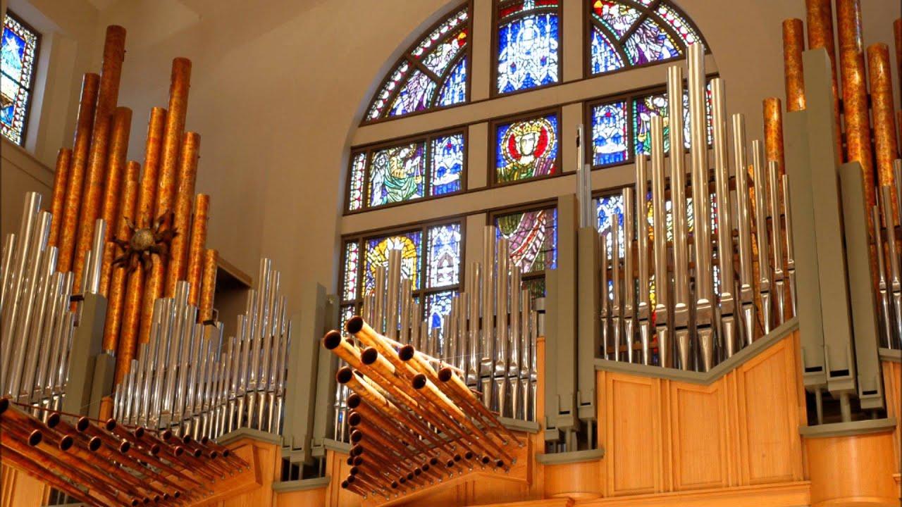 pipe organ at la casa de cristo lutheran church scottsdale arizona