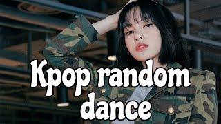 KPOP RANDOM DANCE (OLD \u0026 NEW)