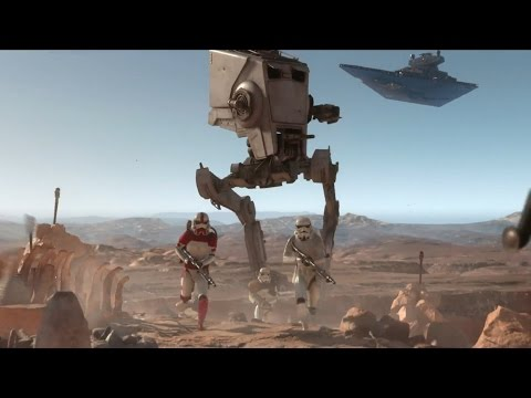 SURVIVAL TATOOINE - Star Wars Battlefront BETA