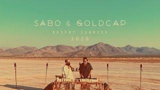 Sabo & Goldcap Desert Sunrise 2020