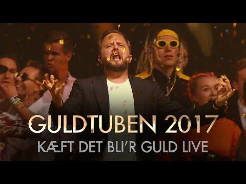 Kæft Det Bli'r Guld LIVE - Magnus Millang | Guldtuben 2017 | Reklame for Faxe Kondi