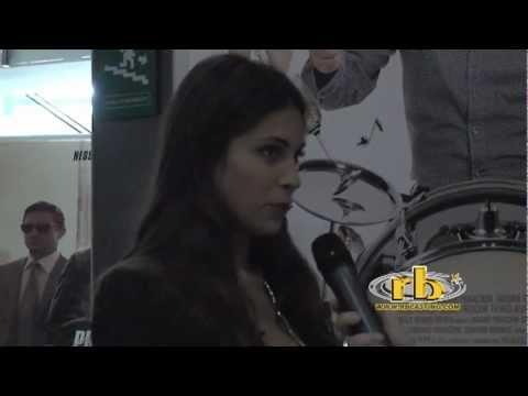 ARIADNA ROMERO - intervista (Finalmente la felicità) - WWW.RBCASTING.COM