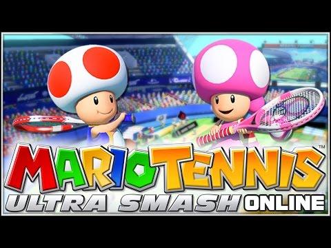 Duelo contra el equipo Sowon!!    ONLINE   Mario Tennis Ultra Smash con @Dsimphony