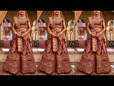 Designer Exclusive Collection of Bridal Lehenga, Lehenga Choli, Ghagra Choli, Floral Design, लेहंगा
