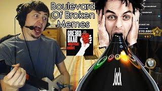 Boulevard Of Broken Memes - GreerG DaaD | Clone Hero