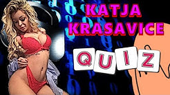 Dummes Quiz über Katja Krasavice | Testedich