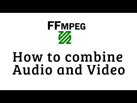How to Combine Video and Audio fast, safe and free!