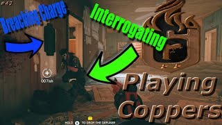 NEW Caveira Interrogation Bait! Road To Copper - Rainbow Six Siege Funny Moments