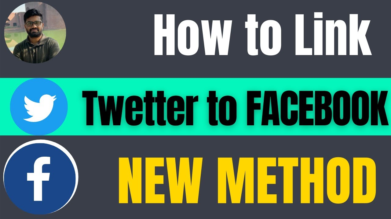 Download How to link twitter to Facebook 2021 | facebook to twitter not working solution
