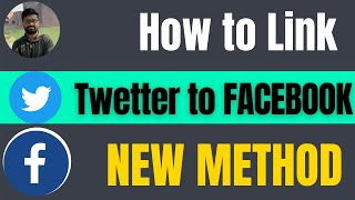 How to link twitter to Facebook 2021 | facebook to twitter not working solution