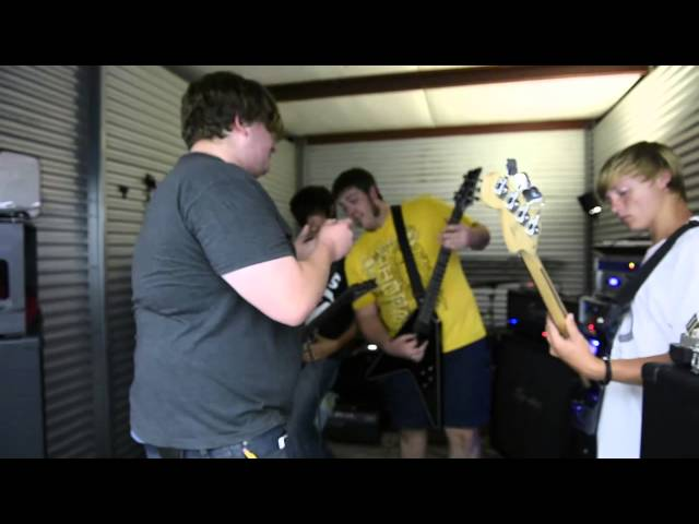 Rome Wasn't Destroyed In a Day - Live at the Practice Space