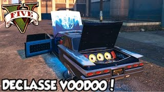 GTA V - Tunando o Declasse VOODOO Épico! DLC LowRiders