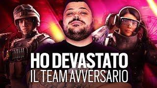 HO DEVASTATO IL TEAM AVVERSARIO !!! [Rainbow Six Siege Blood Orchid] thumbnail