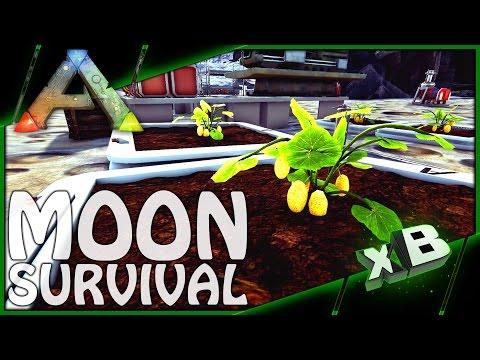 LUNAR AGRICULTURE! :: ARK: Moon Survival :: Ep 4