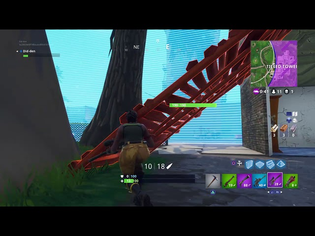 Fortnite Part Two