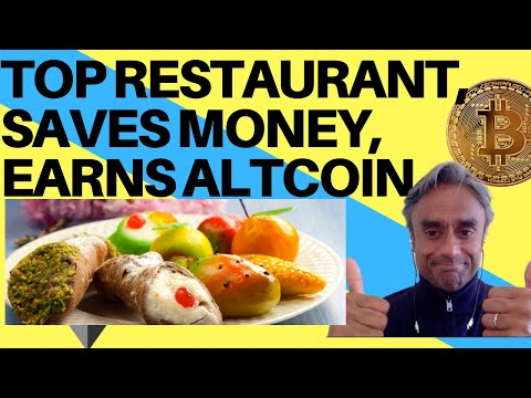 TOP RESTAURANT SAVES MONEY & EARNS CRYPTO WITH THIS ALTCOIN – FIND OUT HOW