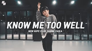 Download lagu New Hope Club, Danna Paola - Know Me Too Well