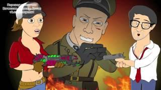 L.Hugueny - Buried (Black Ops 2 Zombies) (с переводом)