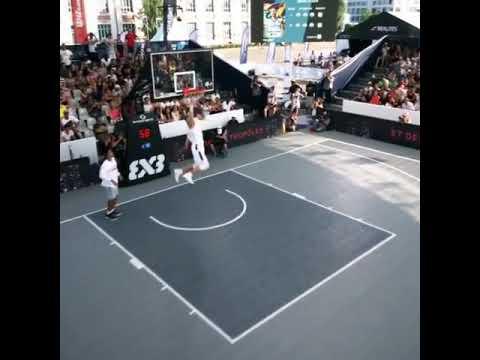 Kobe Paras 3x3 Dunk Compilations