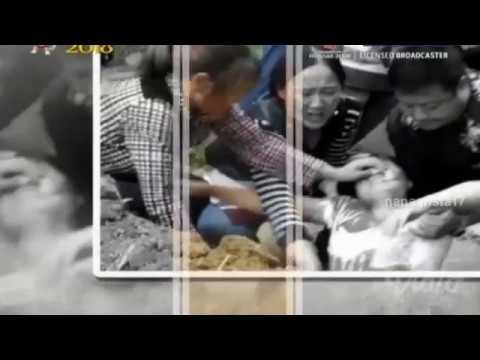 KASUS HEBOH DIKUBUR HIDUP HIDUP || On The Spot Trans 7 Terbaru 1 Maret 2018