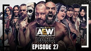 11 Matches featuring Moxley, Darby, Riho, Kingston, Red Velvet, Dante & more | AEW Elevation, Ep 27