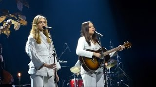 First Aid Kit - Who By Fire (Leonard Cohen) @ Dramaten 2017