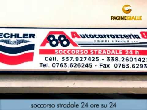 AUTOCARROZZERIA 88 CASTEL VISCARDO (TERNI)