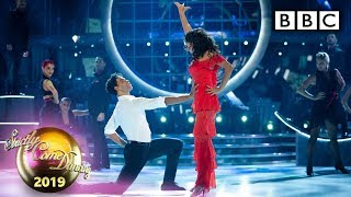 Carlos Acosta and Strictly Pros in stunning routine - Week 12 Semi-Final Results | BBC Strictly 2019