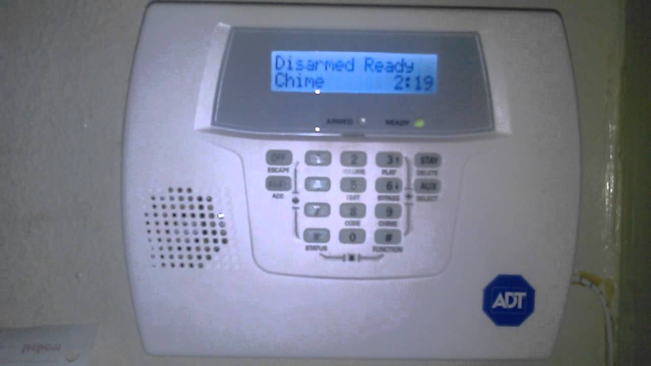 Adt Quick Connect Home Alarm System Reviews Review Home Co