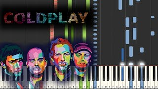 Video Charlie Brown - Coldplay on piano [SYNTHESIA] download MP3, 3GP, MP4, WEBM, AVI, FLV Agustus 2018