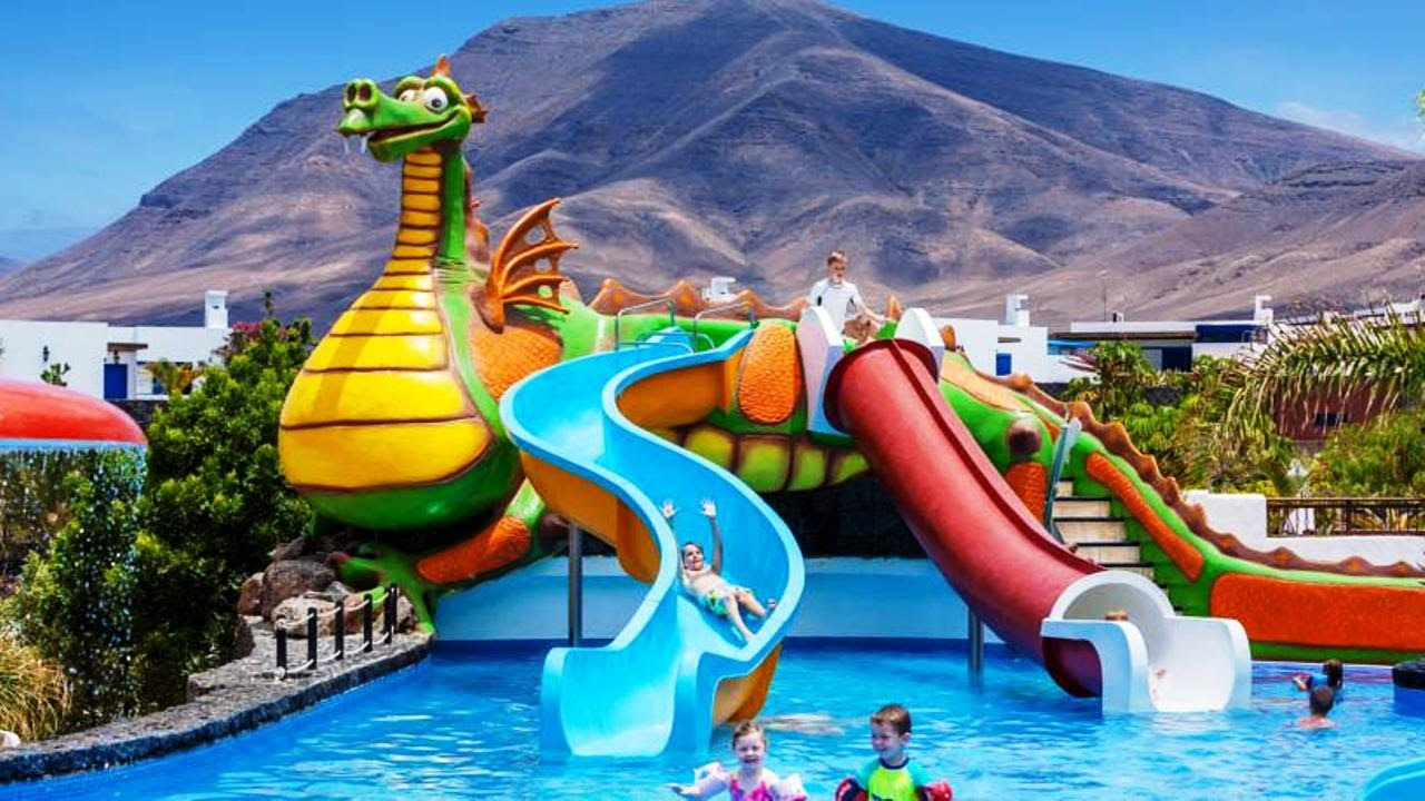 Hotels With Slides In Spain