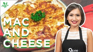 Resep Mac and Cheese Mudah! | Oxone