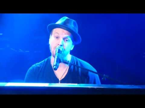 Gavin DeGraw  Shes always a woman Billy Joel  Where you are La Maroquinerie, Paris, 020314