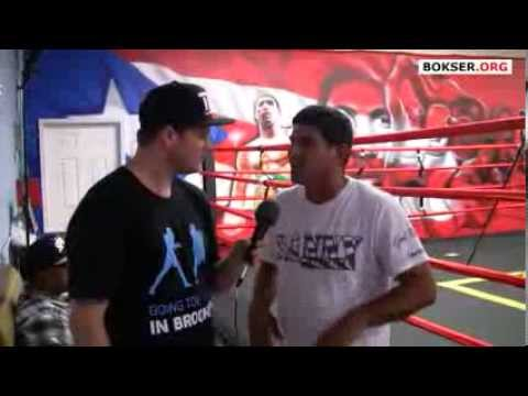 """Angel Garcia blasts """"dummy"""" Matthysse and makes fun of Zou Shiming and HBO - 동영상"""