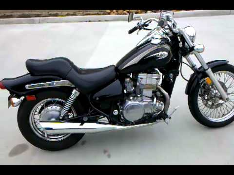 2003 Kawasaki Vulcan 500 LTD Walk around - YouTube